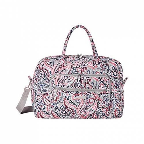 VERA BRADLEY バッグ レディース 【 Iconic Weekender Travel Bag 】 Gramercy Paisley