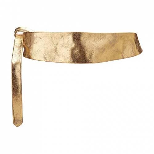 ADA COLLECTION クラシック ラップ ベルト バッグ サスペンダー レディース 【 Obi Classic Wrap Belt 】 Golden Shimmer