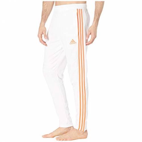 アディダス ADIDAS 白 ホワイト 赤 レッド '19 【 WHITE RED ADIDAS TIRO PANTS SOLAR 】 メンズファッション ズボン パンツ