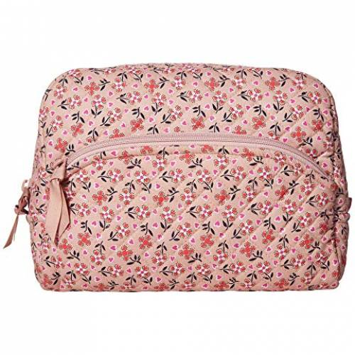 VERA BRADLEY バッグ レディース 【 Iconic Large Cosmetic 】 Sweethearts And Flowers