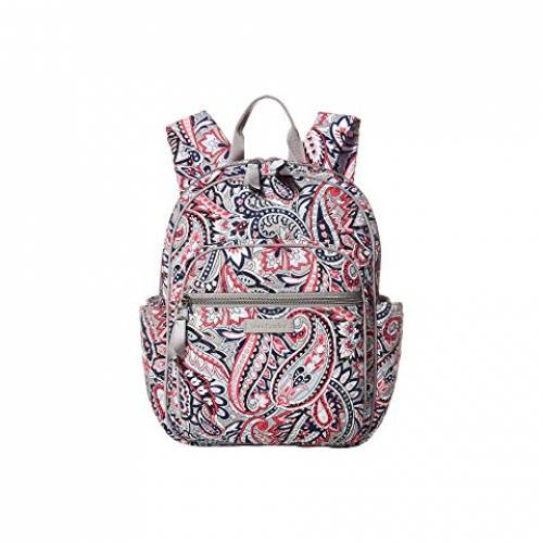 VERA BRADLEY バックパック バッグ リュックサック レディース 【 Iconic Small Backpack 】 Gramercy Paisley