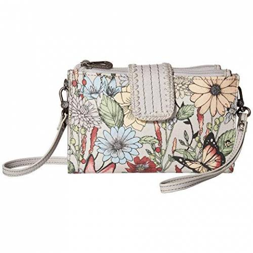 SAKROOTS バッグ レディース 【 Olympic Smartphone Crossbody 】 Blush In Bloom