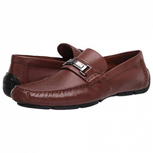 カルバンクライン CALVIN KLEIN スニーカー メンズ 【 Karns 】 Russet Soft Tumbled Leather