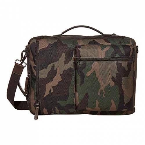 FOSSIL バックパック バッグ リュックサック メンズ 【 Buckner Convertible Backpack 】 Camo 1