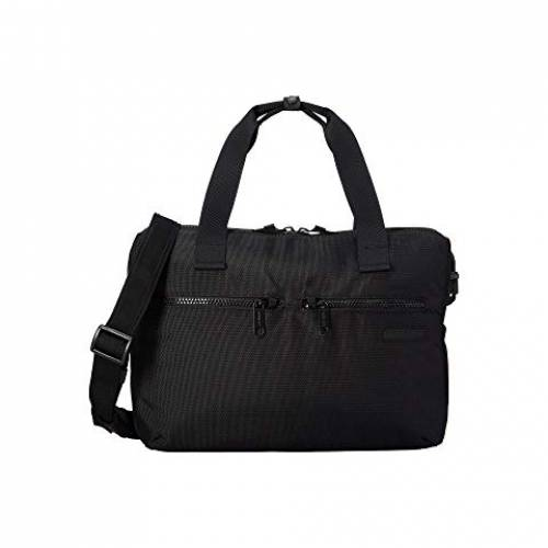 PACSAFE スリム ラップトップ バッグ ユニセックス 【 Intasafe Slim Brief Anti-theft Laptop Brief 】 Black