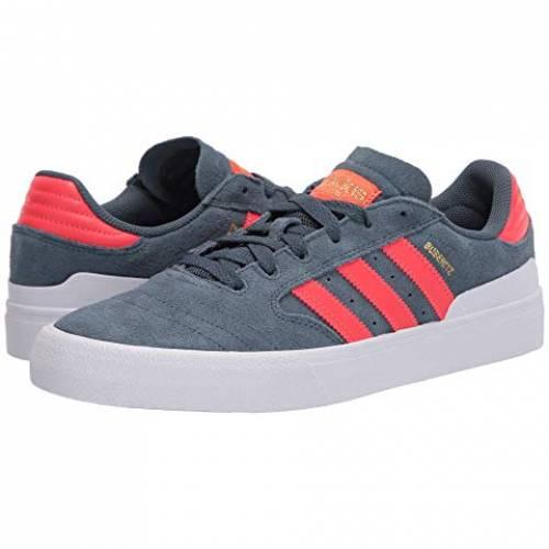 アディダススケートボーディング ADIDAS SKATEBOARDING スニーカー メンズ 【 Busenitz Vulc Ii 】 Legacy Blue/solar Red/footwear White