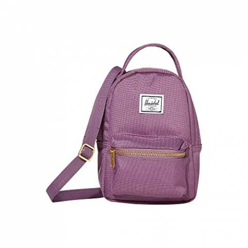 HERSCHEL SUPPLY CO. バッグ ユニセックス 【 Nova Crossbody 】 Grape