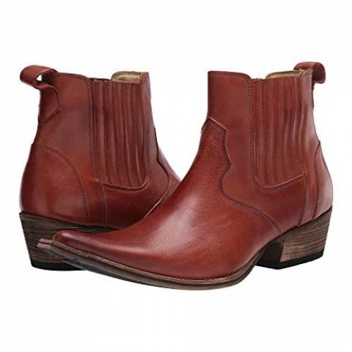 MASSIMO MATTEO ブーツ スニーカー メンズ 【 El Padrino Pointy Toe Boot 】 Chocolate Leather