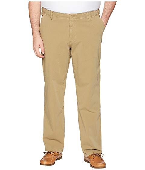 【海外限定】カーキ & メンズファッション ズボン 【 BIG TALL DOWNTIME KHAKI D3 SMART 360 FLEX PANTS 】