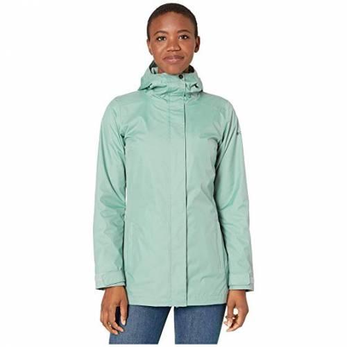 【★スーパーセール中★ 6/11深夜2時迄】コロンビア COLUMBIA レディース 【 Splash A Little Ii Rain Jacket 】 Light Lichen