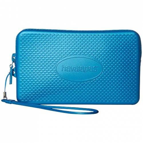 HAVAIANAS バッグ レディース 【 Metallic Mini Bag Plus 】 Blue