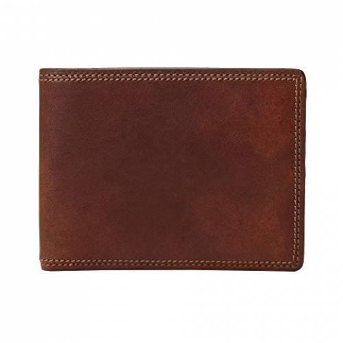 ボスカ BOSCA コレクション ウォレット 財布 I.d. バッグ メンズ 【 Dolce Collection - Executive I.d. Wallet 】 Amber