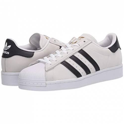 アディダススケートボーディング ADIDAS SKATEBOARDING スーパースター スニーカー メンズ 【 Superstar 】 Footwear White/core Black/gold Metallic 2