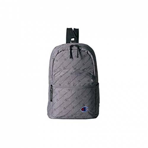 CHAMPION LIFE バッグ ユニセックス 【 Mini Supersize Crossover/backpack 】 Grey/grey