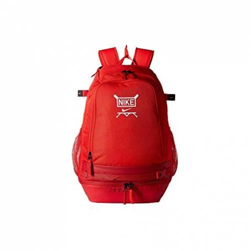 ナイキ NIKE セレクト ベースボール バックパック バッグ リュックサック ユニセックス 【 Vapor Select Baseball Backpack 】 University Red/gym Red/white