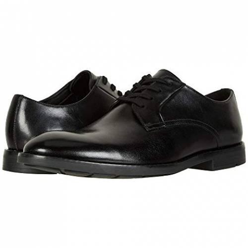 クラークス CLARKS ウォーク スニーカー メンズ 【 Ronnie Walk 】 Black Leather
