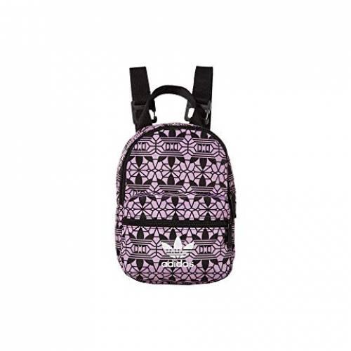 アディダス ADIDAS グラフィック バックパック バッグ リュックサック レディース 【 Mini Graphic Backpack 】 Black/multi