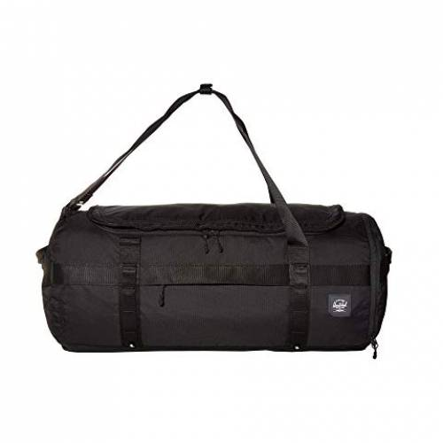 HERSCHEL SUPPLY CO. ダッフルバッグ バッグ ユニセックス 【 Sutton Carryall Duffle Trail 】 Black