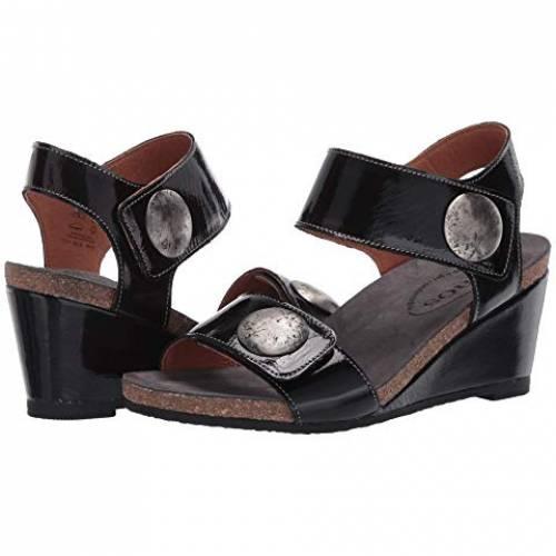 TAOS FOOTWEAR レディース 【 Carousel 2 】 Black Patent