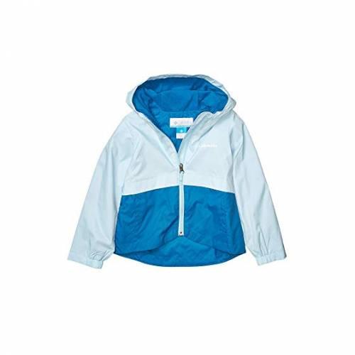 コロンビアキッズ COLUMBIA KIDS Rainzilla・・ キッズ ベビー マタニティ コート ジュニア 【 Rain-zilla・・ Jacket (little Kids/big Kids) 】 Dark Pool/spring Blue