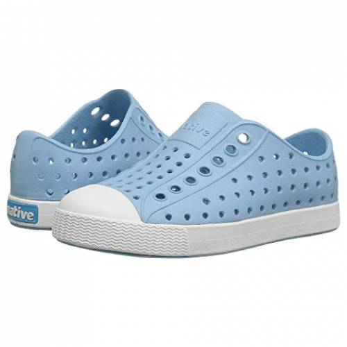 NATIVE KIDS SHOES キッズ ベビー マタニティ ジュニア 【 Jefferson (toddler/little Kid) 】 Sky Blue/shell White