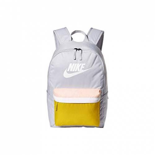 ナイキ NIKE バックパック バッグ リュックサック 2.0 ユニセックス 【 Heritage Backpack 2.0 】 Sky Grey/saffron Quartz/white