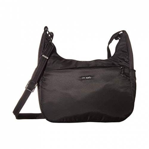 PACSAFE バッグ ユニセックス 【 Cruise All Day Crossbody 】 Black