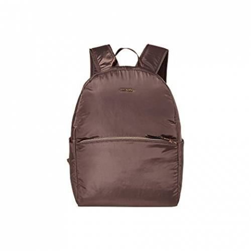 PACSAFE バックパック バッグ リュックサック ユニセックス 【 Stylesafe Anti-theft Backpack 】 Mocha