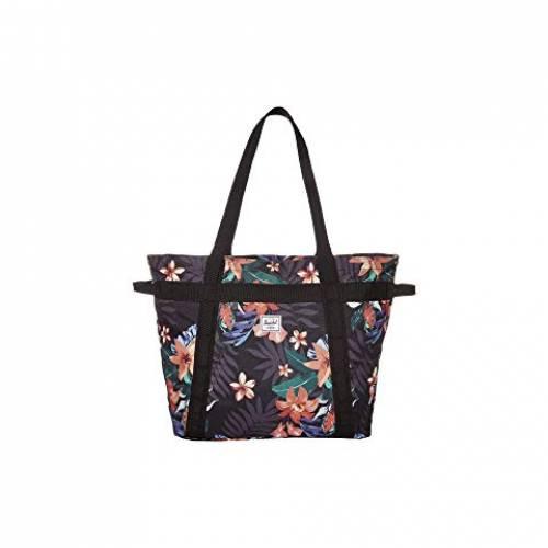 HERSCHEL SUPPLY CO. バッグ ユニセックス 【 Alexander Zip 】 Summer Floral Black