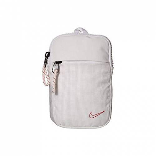 ナイキ NIKE バスケットボール バッグ ユニセックス 【 Basketball Essentials Hip Pack - Small 】 White/white/university Red