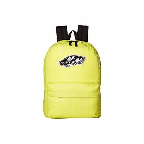バンズ VANS バックパック バッグ リュックサック レディース 【 Realm Backpack 】 Lemon Tonic