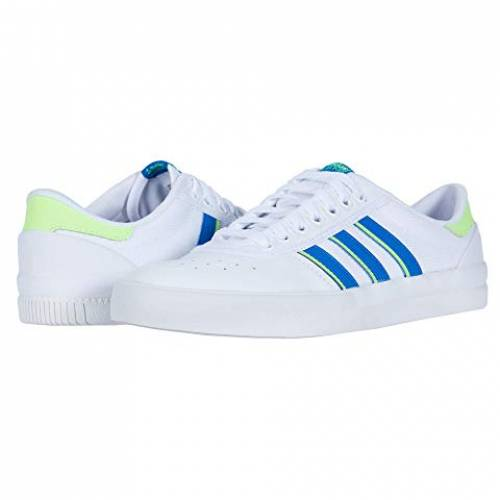 アディダススケートボーディング ADIDAS SKATEBOARDING スニーカー メンズ ユニセックス 【 Lucas Premiere 】 Footwear White/glory Blue/signal Green