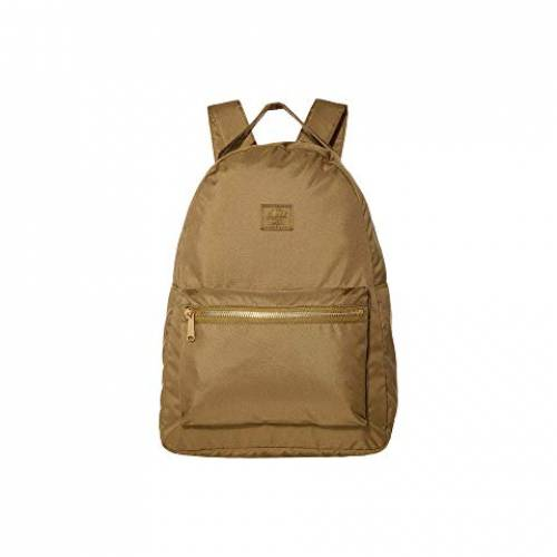 HERSCHEL SUPPLY CO. バッグ ユニセックス 【 Nova Mid-volume Light 】 Khaki Green
