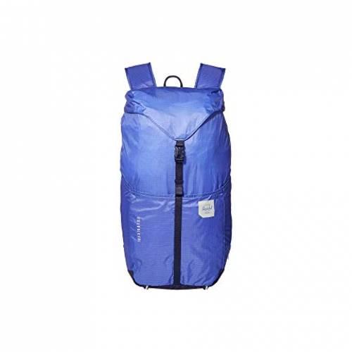 HERSCHEL SUPPLY CO. バッグ ユニセックス 【 Ultralight Daypack 】 Amparo Blue/peacoat