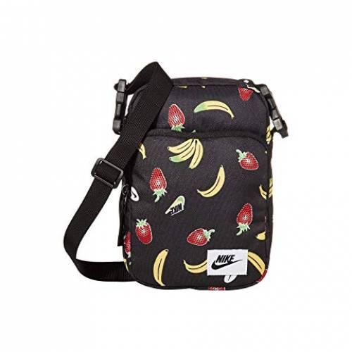 ナイキ NIKE バッグ ユニセックス 【 Heritage Small Items Bag 】 Black/black/black