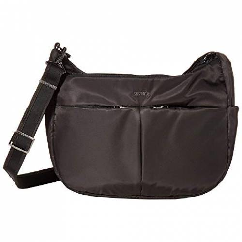 PACSAFE バッグ ユニセックス 【 Cruise Carry All Crossbody 】 Black