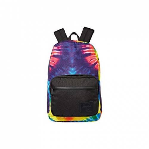 HERSCHEL SUPPLY CO. バッグ メンズバッグ ユニセックス 【 Pop Quiz 】 Rainbow Tie-dye
