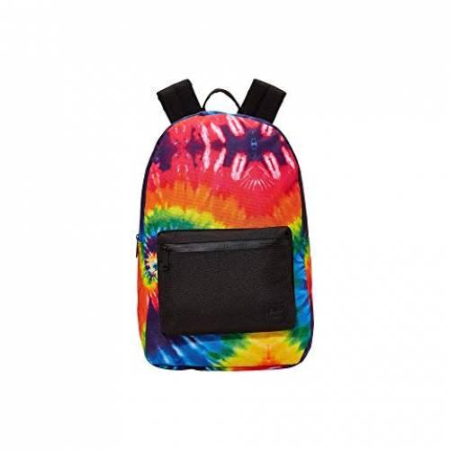 HERSCHEL SUPPLY CO. バッグ メンズバッグ ユニセックス 【 Settlement 】 Rainbow Tie-dye
