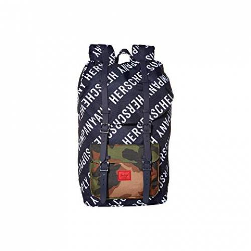 HERSCHEL SUPPLY CO. バッグ メンズバッグ ユニセックス 【 Little America 】 Roll Call Peacoat/woodland Camo