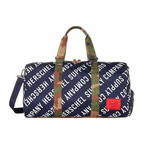 HERSCHEL SUPPLY CO. バッグ ユニセックス 【 Novel 】 Roll Call Peacoat/woodland Camo