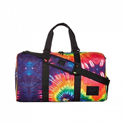 HERSCHEL SUPPLY CO. バッグ ユニセックス 【 Novel 】 Rainbow Tie-dye