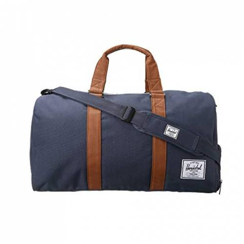 HERSCHEL SUPPLY CO. バッグ ユニセックス 【 Novel 】 Navy/tan 1
