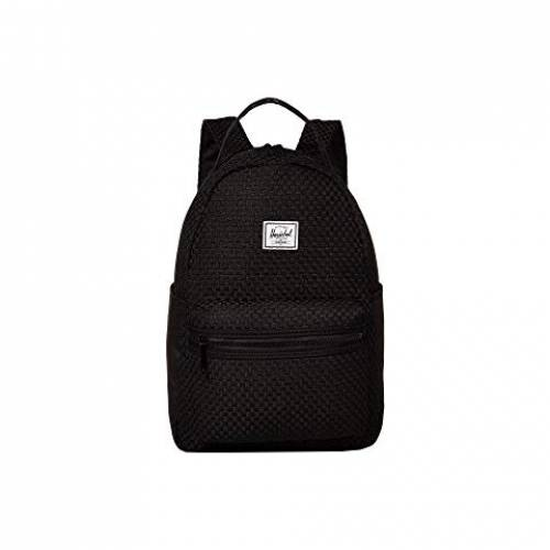 HERSCHEL SUPPLY CO. バッグ ユニセックス 【 Nova Small 】 Black 7