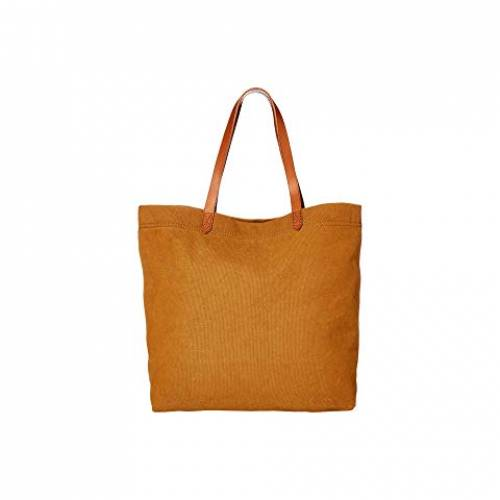 MADEWELL バッグ レディース 【 The Canvas Transport Tote 】 Acorn