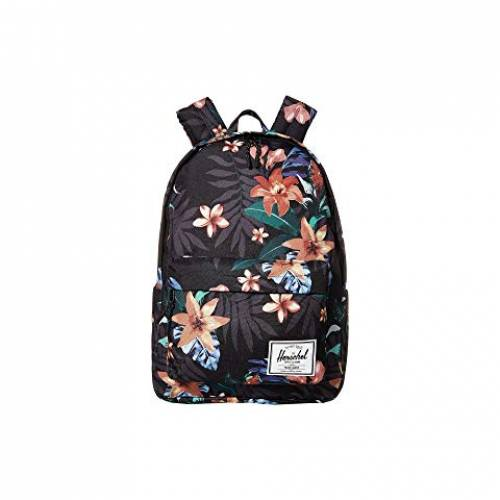 HERSCHEL SUPPLY CO. クラシック バッグ ユニセックス 【 Classic X-large 】 Summer Floral Black