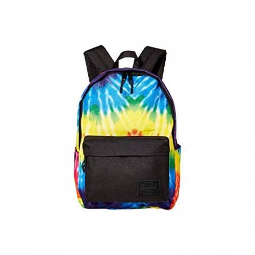 HERSCHEL SUPPLY CO. クラシック バッグ ユニセックス 【 Classic X-large 】 Rainbow Tie-dye