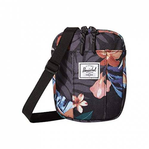 HERSCHEL SUPPLY CO. バッグ ユニセックス 【 Cruz 】 Summer Floral Black