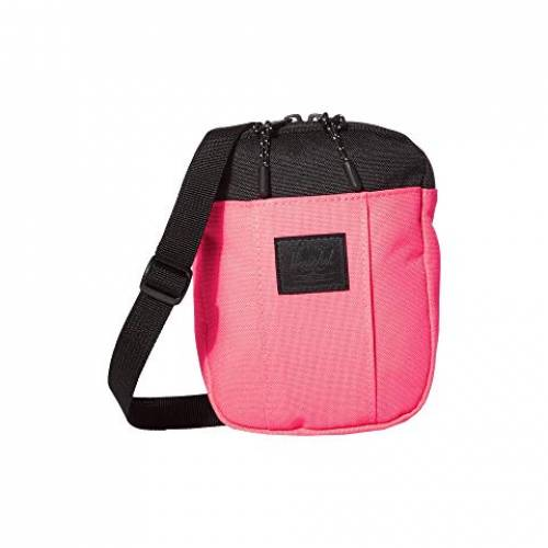 HERSCHEL SUPPLY CO. バッグ ユニセックス 【 Cruz 】 Neon Pink/black