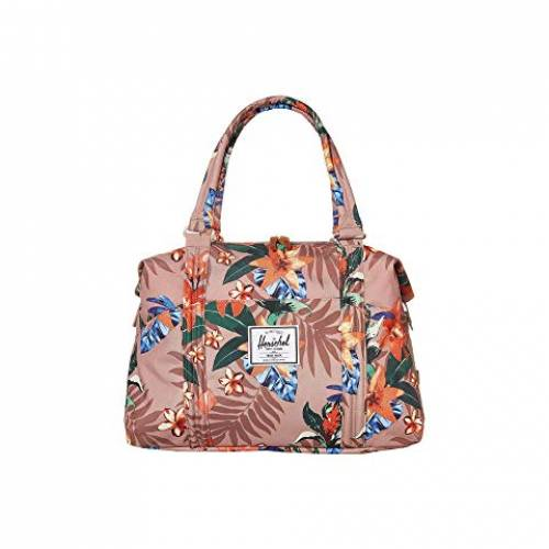 HERSCHEL SUPPLY CO. バッグ ユニセックス 【 Strand 】 Summer Floral Ash Rose