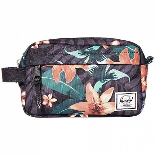 HERSCHEL SUPPLY CO. 【 CHAPTER CARRY ON SUMMER FLORAL BLACK 】 バッグ
